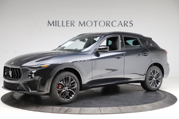 New 2021 Maserati Levante Q4 GranSport for sale $92,485 at McLaren Greenwich in Greenwich CT 06830 2