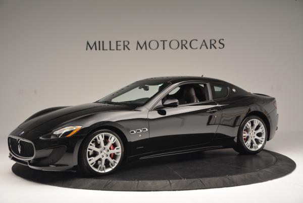 Used 2013 Maserati GranTurismo Sport for sale Sold at McLaren Greenwich in Greenwich CT 06830 2