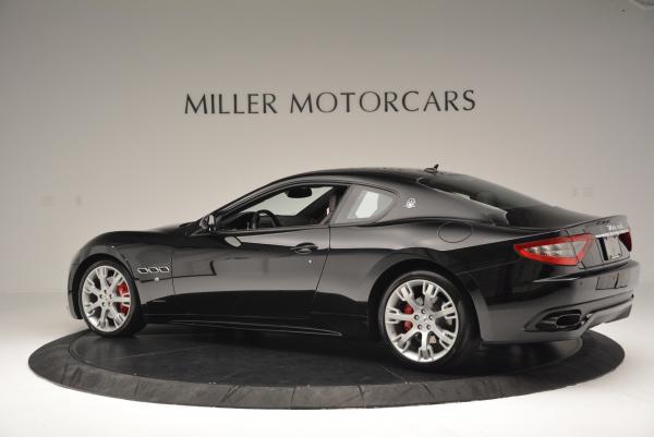Used 2013 Maserati GranTurismo Sport for sale Sold at McLaren Greenwich in Greenwich CT 06830 4