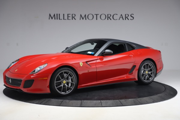 Used 2011 Ferrari 599 GTO for sale $699,900 at McLaren Greenwich in Greenwich CT 06830 2