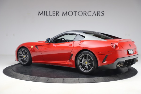 Used 2011 Ferrari 599 GTO for sale $699,900 at McLaren Greenwich in Greenwich CT 06830 4