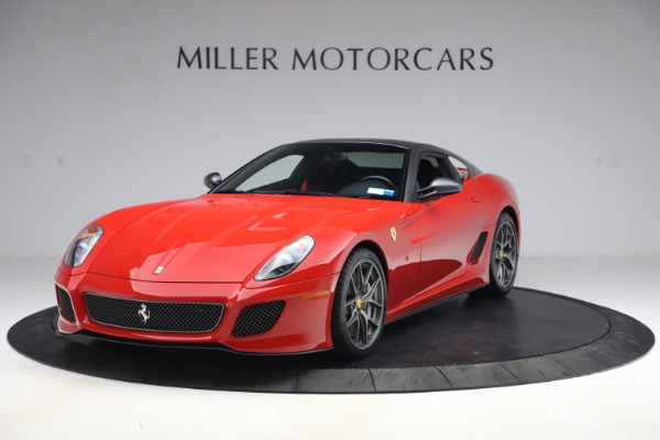 Used 2011 Ferrari 599 GTO for sale $699,900 at McLaren Greenwich in Greenwich CT 06830 1