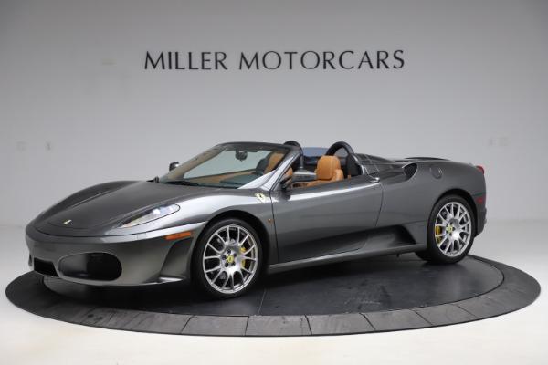 Used 2006 Ferrari F430 Spider for sale $249,900 at McLaren Greenwich in Greenwich CT 06830 2