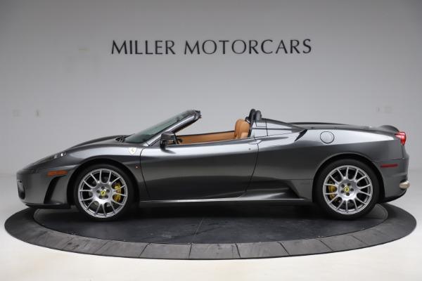 Used 2006 Ferrari F430 Spider for sale $249,900 at McLaren Greenwich in Greenwich CT 06830 3