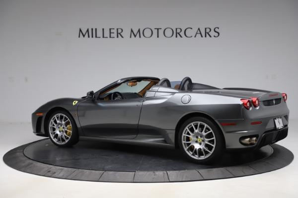 Used 2006 Ferrari F430 Spider for sale $249,900 at McLaren Greenwich in Greenwich CT 06830 4