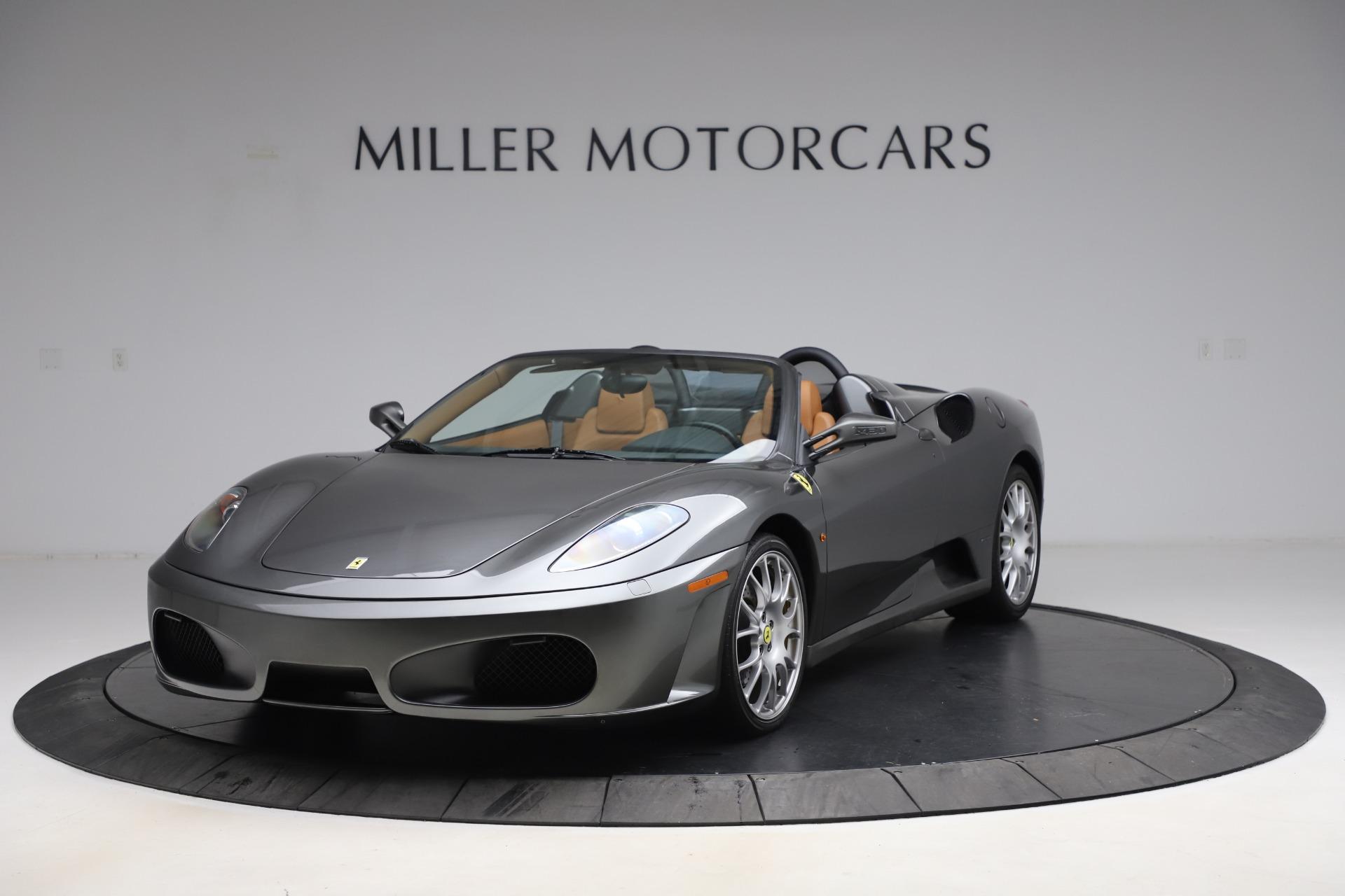 Used 2006 Ferrari F430 Spider for sale $249,900 at McLaren Greenwich in Greenwich CT 06830 1