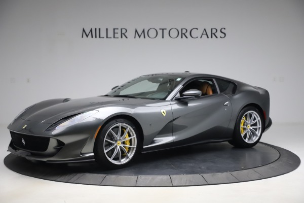 Used 2020 Ferrari 812 Superfast for sale Call for price at McLaren Greenwich in Greenwich CT 06830 2