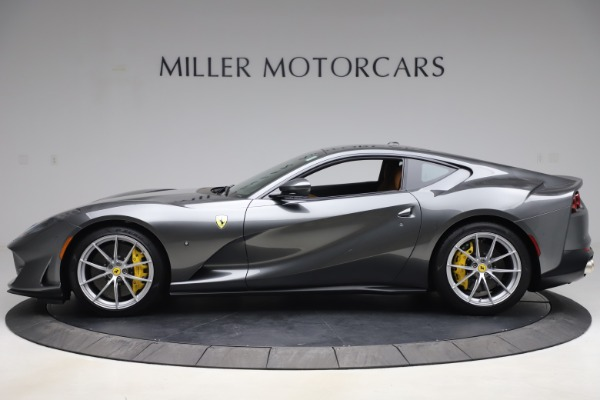 Used 2020 Ferrari 812 Superfast for sale Call for price at McLaren Greenwich in Greenwich CT 06830 3