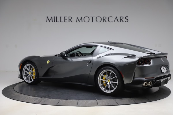 Used 2020 Ferrari 812 Superfast for sale Call for price at McLaren Greenwich in Greenwich CT 06830 4