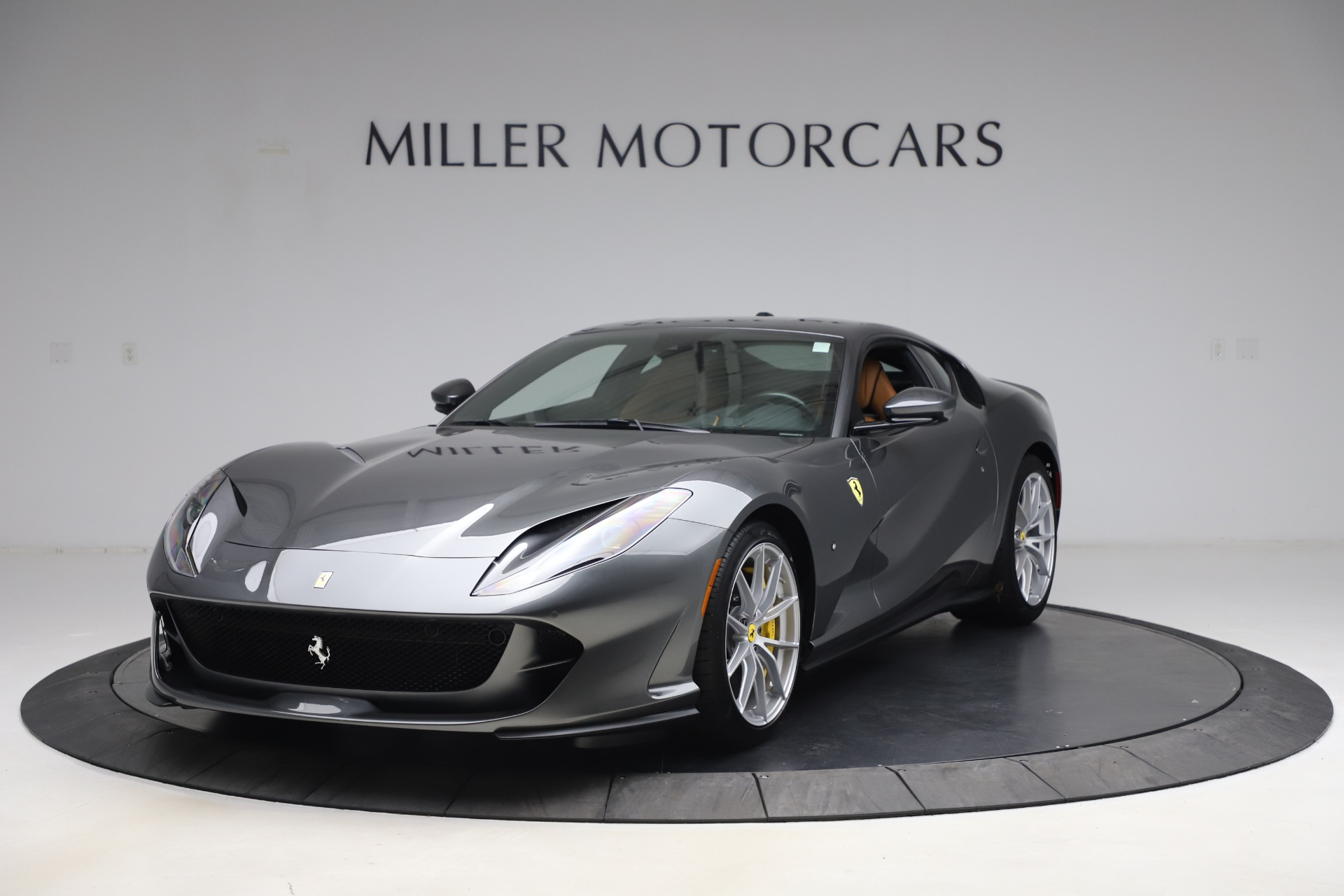 Used 2020 Ferrari 812 Superfast for sale Call for price at McLaren Greenwich in Greenwich CT 06830 1