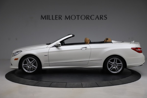 Used 2012 Mercedes-Benz E-Class E 550 for sale Call for price at McLaren Greenwich in Greenwich CT 06830 2