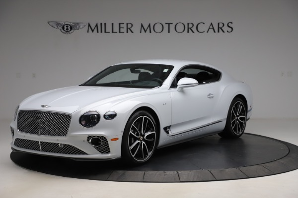 New 2020 Bentley Continental GT V8 for sale $283,430 at McLaren Greenwich in Greenwich CT 06830 2