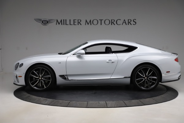 New 2020 Bentley Continental GT V8 for sale $283,430 at McLaren Greenwich in Greenwich CT 06830 3