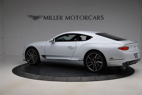 New 2020 Bentley Continental GT V8 for sale $283,430 at McLaren Greenwich in Greenwich CT 06830 4