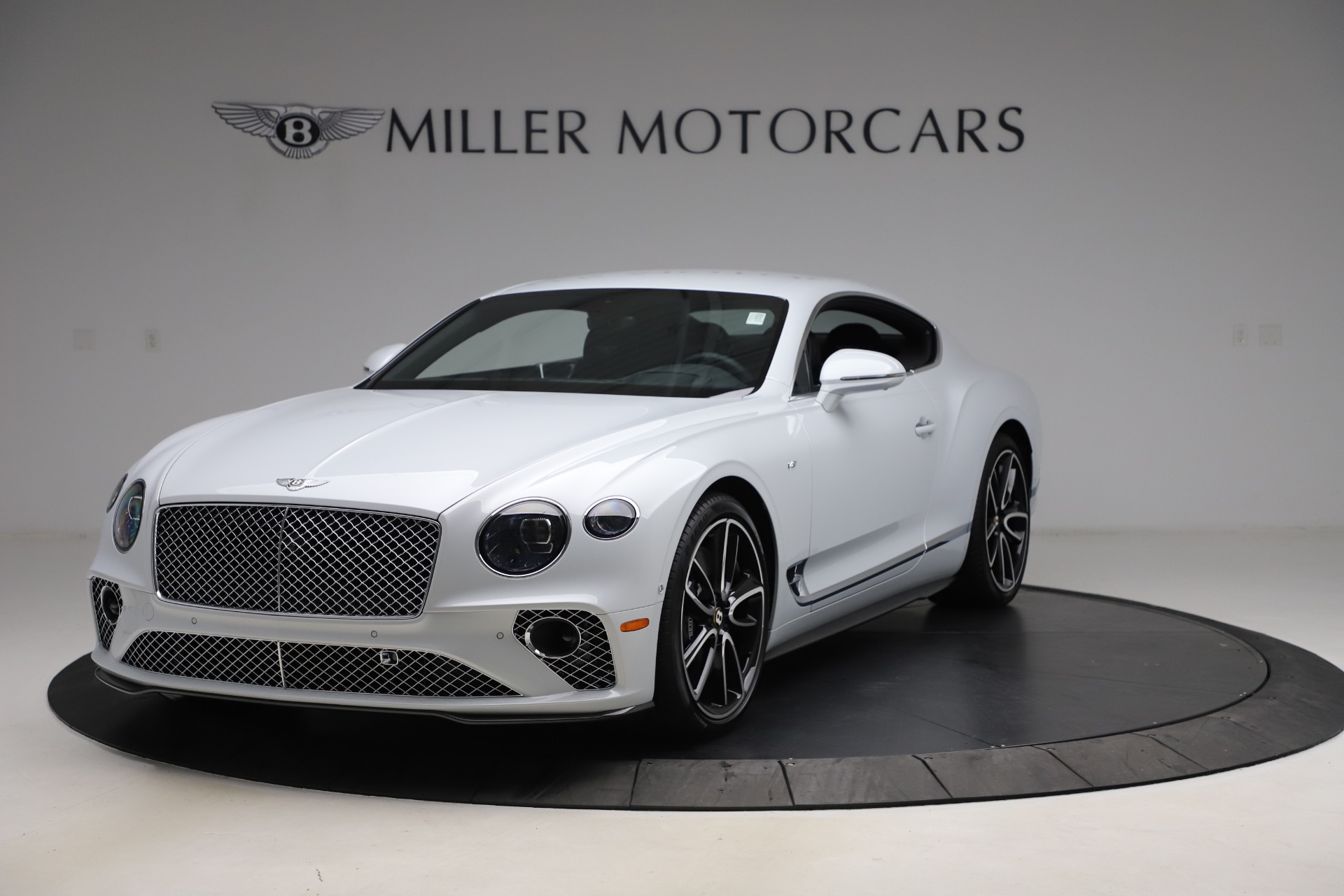 New 2020 Bentley Continental GT V8 for sale $283,430 at McLaren Greenwich in Greenwich CT 06830 1