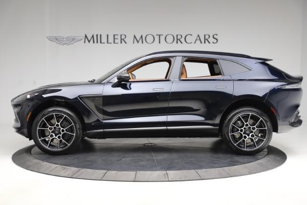 New 2021 Aston Martin DBX for sale $264,386 at McLaren Greenwich in Greenwich CT 06830 2