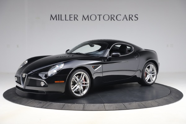 Used 2008 Alfa Romeo 8C Competizione for sale $339,900 at McLaren Greenwich in Greenwich CT 06830 2