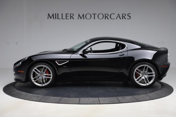 Used 2008 Alfa Romeo 8C Competizione for sale $339,900 at McLaren Greenwich in Greenwich CT 06830 3