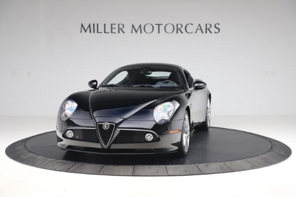 Used 2008 Alfa Romeo 8C Competizione for sale $339,900 at McLaren Greenwich in Greenwich CT 06830 1