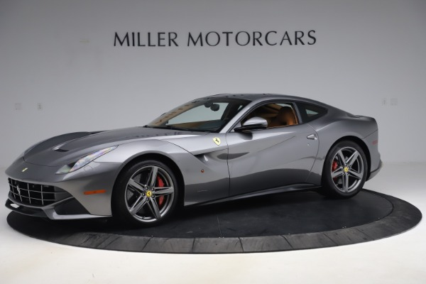 Used 2017 Ferrari F12 Berlinetta for sale $269,900 at McLaren Greenwich in Greenwich CT 06830 2