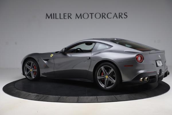 Used 2017 Ferrari F12 Berlinetta for sale $269,900 at McLaren Greenwich in Greenwich CT 06830 4