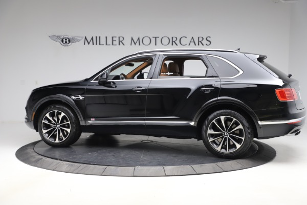 Used 2018 Bentley Bentayga Onyx Edition for sale $147,900 at McLaren Greenwich in Greenwich CT 06830 4
