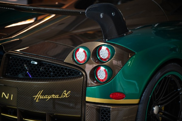 Used 2017 Pagani Huayra BC for sale Call for price at McLaren Greenwich in Greenwich CT 06830 4