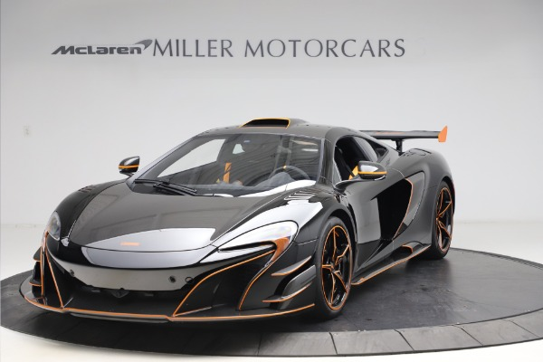 Used 2016 McLaren 688 MSO HS for sale Call for price at McLaren Greenwich in Greenwich CT 06830 2