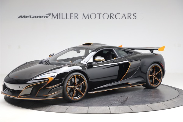 Used 2016 McLaren 688 MSO HS for sale Call for price at McLaren Greenwich in Greenwich CT 06830 3