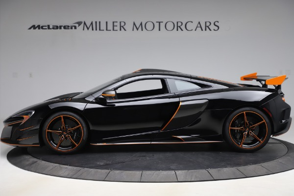 Used 2016 McLaren 688 MSO HS for sale Call for price at McLaren Greenwich in Greenwich CT 06830 4