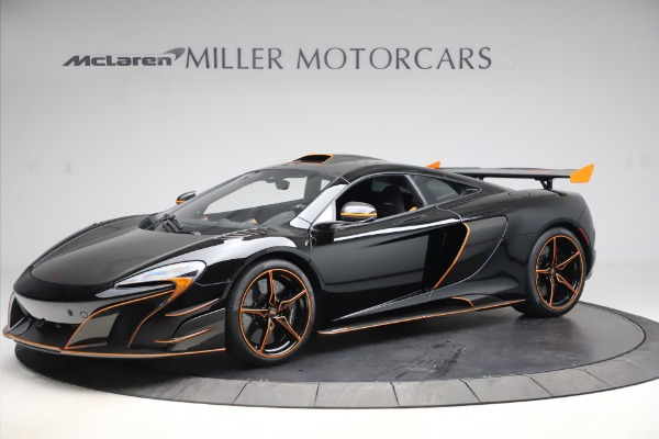 Used 2016 McLaren 688 MSO HS for sale Call for price at McLaren Greenwich in Greenwich CT 06830 1