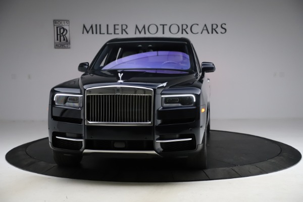 Used 2019 Rolls-Royce Cullinan for sale $349,900 at McLaren Greenwich in Greenwich CT 06830 3