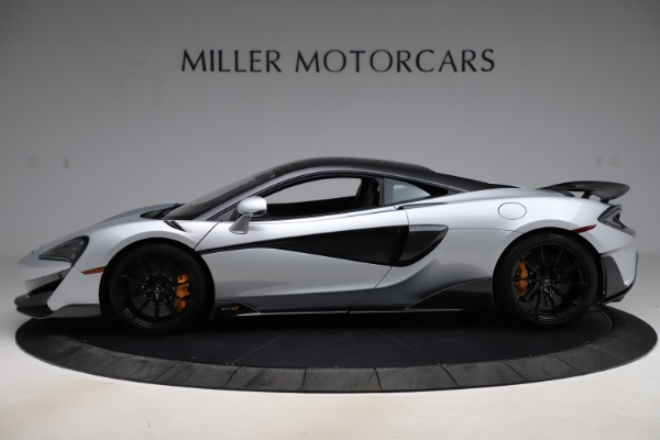 Used 2019 McLaren 600LT for sale Sold at McLaren Greenwich in Greenwich CT 06830 2