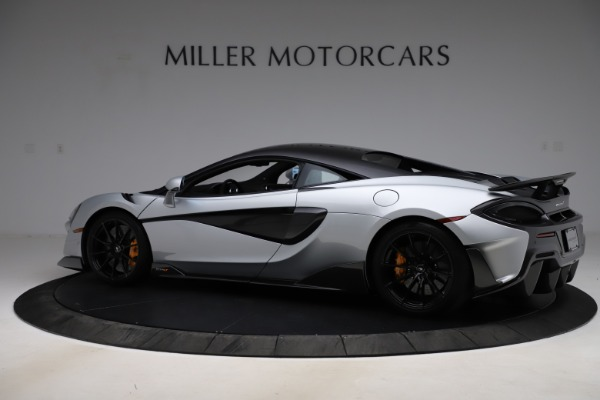 Used 2019 McLaren 600LT for sale Sold at McLaren Greenwich in Greenwich CT 06830 3