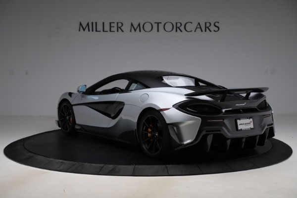 Used 2019 McLaren 600LT for sale Sold at McLaren Greenwich in Greenwich CT 06830 4
