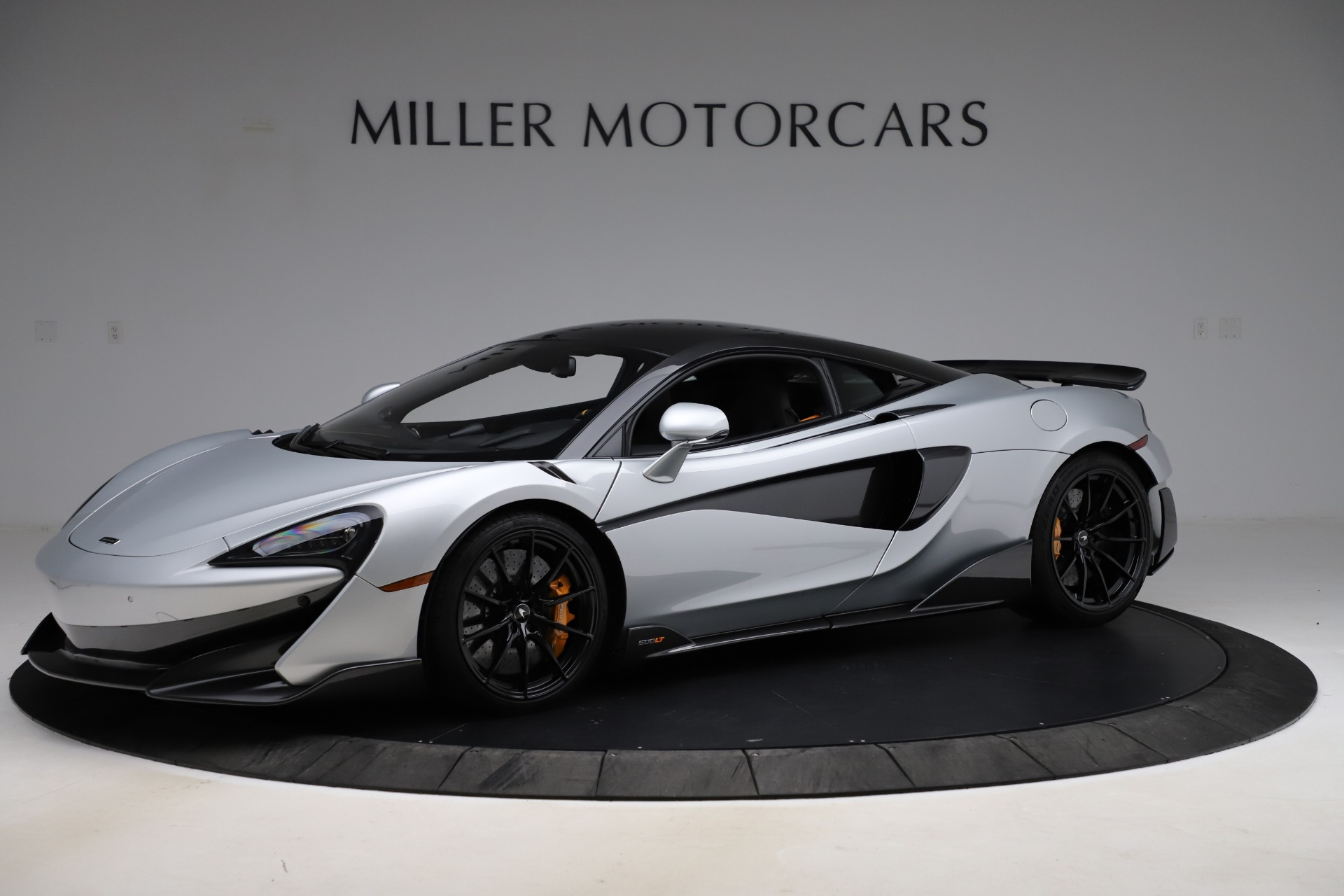Used 2019 McLaren 600LT for sale Sold at McLaren Greenwich in Greenwich CT 06830 1