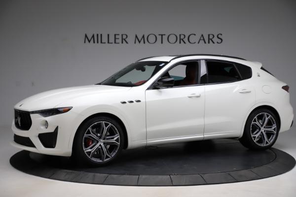New 2021 Maserati Levante GTS for sale $140,585 at McLaren Greenwich in Greenwich CT 06830 2