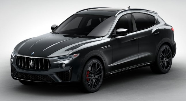 New 2021 Maserati Levante S Q4 GranSport for sale $106,935 at McLaren Greenwich in Greenwich CT 06830 1