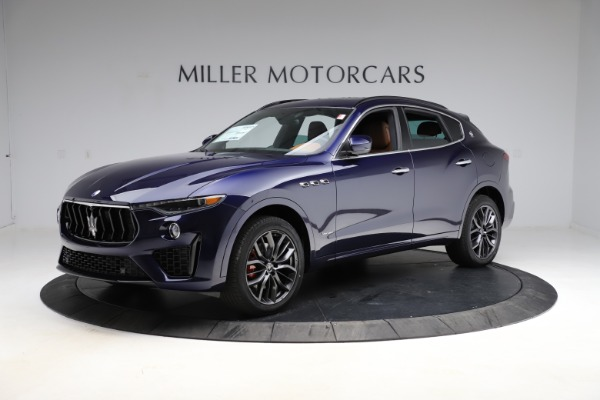 New 2021 Maserati Levante Q4 GranSport for sale $87,985 at McLaren Greenwich in Greenwich CT 06830 2