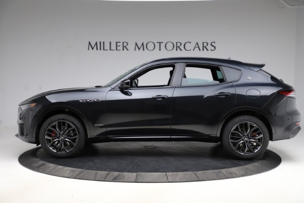New 2021 Maserati Levante Q4 GranSport for sale Call for price at McLaren Greenwich in Greenwich CT 06830 3