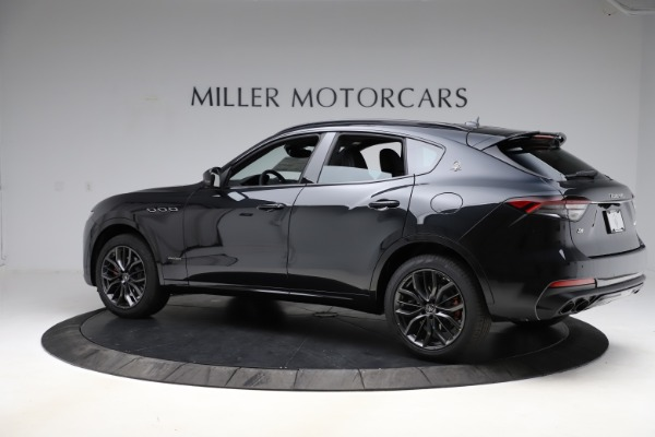 New 2021 Maserati Levante Q4 GranSport for sale Call for price at McLaren Greenwich in Greenwich CT 06830 4