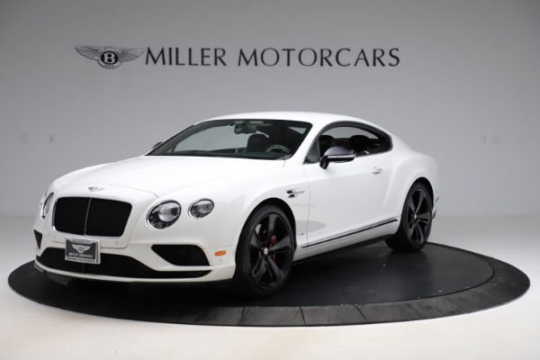 Used 2017 Bentley Continental GT V8 S for sale Call for price at McLaren Greenwich in Greenwich CT 06830 2