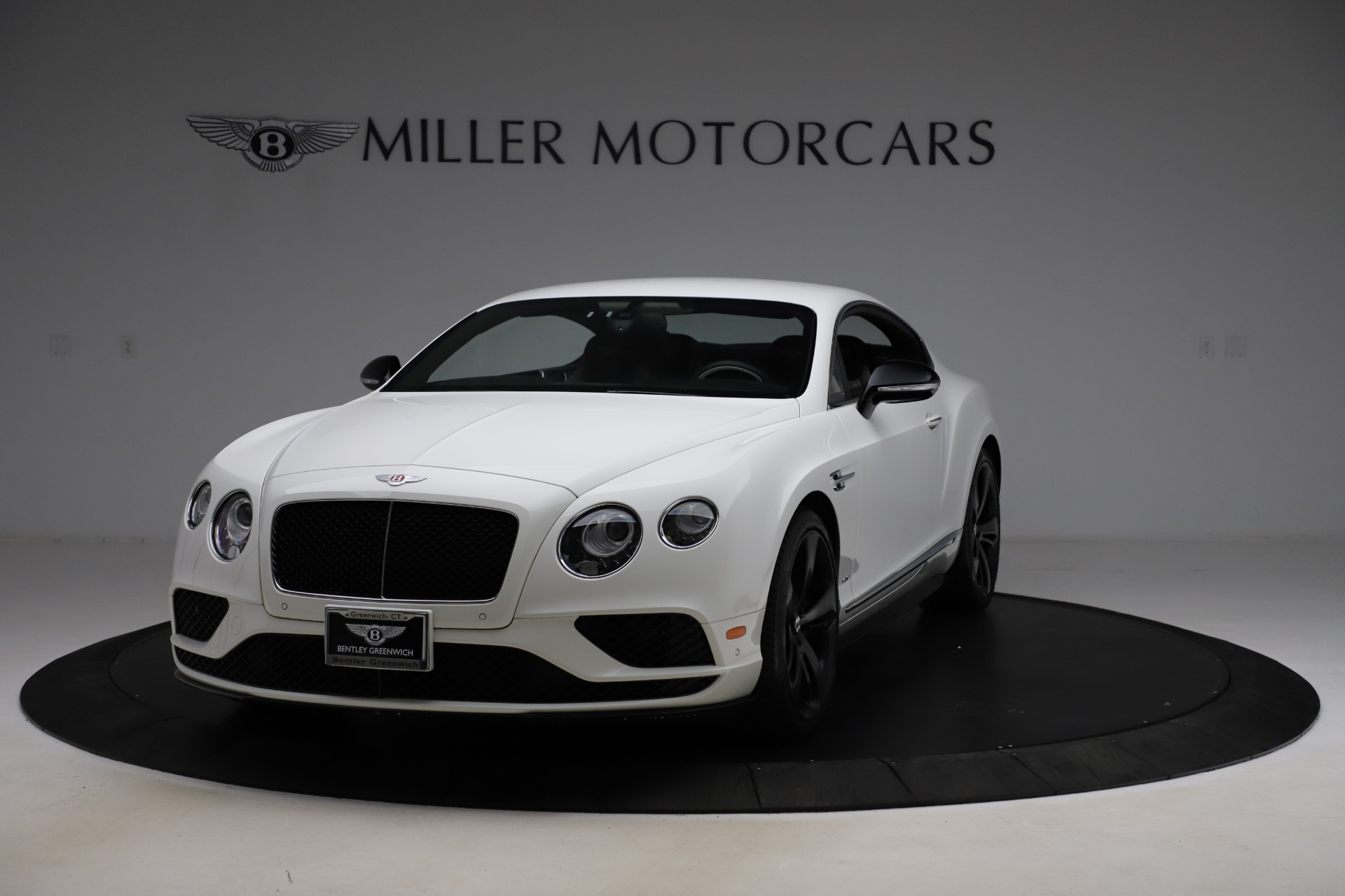 Used 2017 Bentley Continental GT V8 S for sale Call for price at McLaren Greenwich in Greenwich CT 06830 1