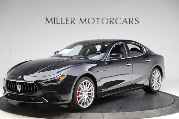 New 2021 Maserati Ghibli S Q4 GranSport for sale $98,035 at McLaren Greenwich in Greenwich CT 06830 2