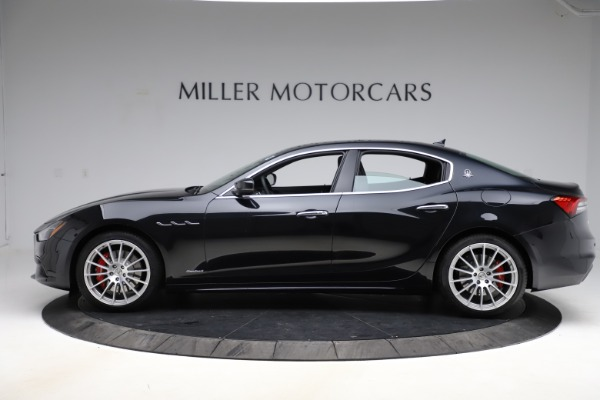 New 2021 Maserati Ghibli S Q4 GranSport for sale $98,035 at McLaren Greenwich in Greenwich CT 06830 3