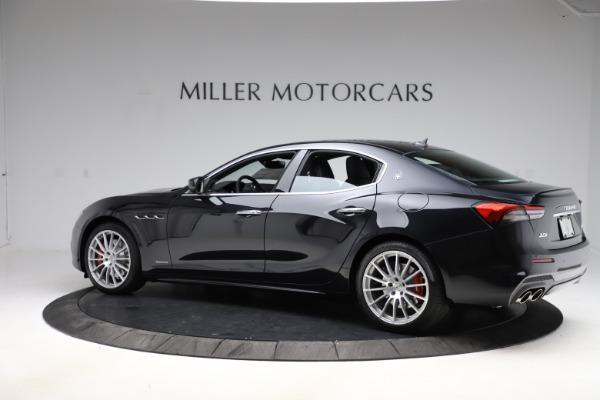 New 2021 Maserati Ghibli S Q4 GranSport for sale $98,035 at McLaren Greenwich in Greenwich CT 06830 4