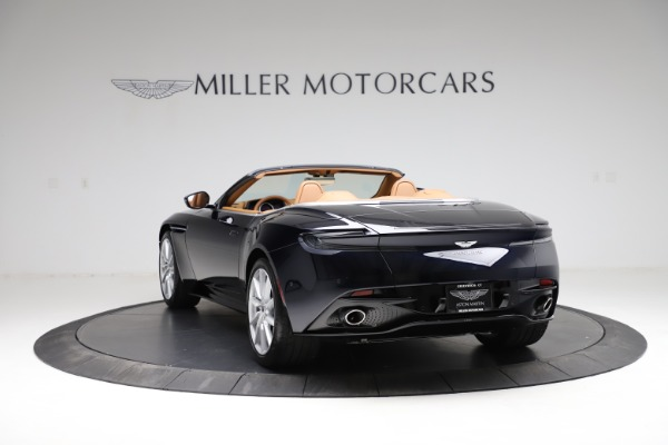 New 2021 Aston Martin DB11 Volante for sale $265,186 at McLaren Greenwich in Greenwich CT 06830 4