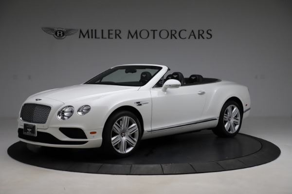 Used 2016 Bentley Continental GT V8 for sale $149,900 at McLaren Greenwich in Greenwich CT 06830 2