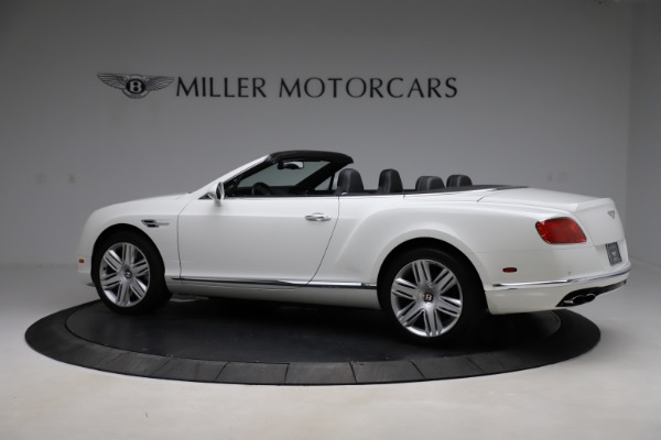 Used 2016 Bentley Continental GT V8 for sale $149,900 at McLaren Greenwich in Greenwich CT 06830 4
