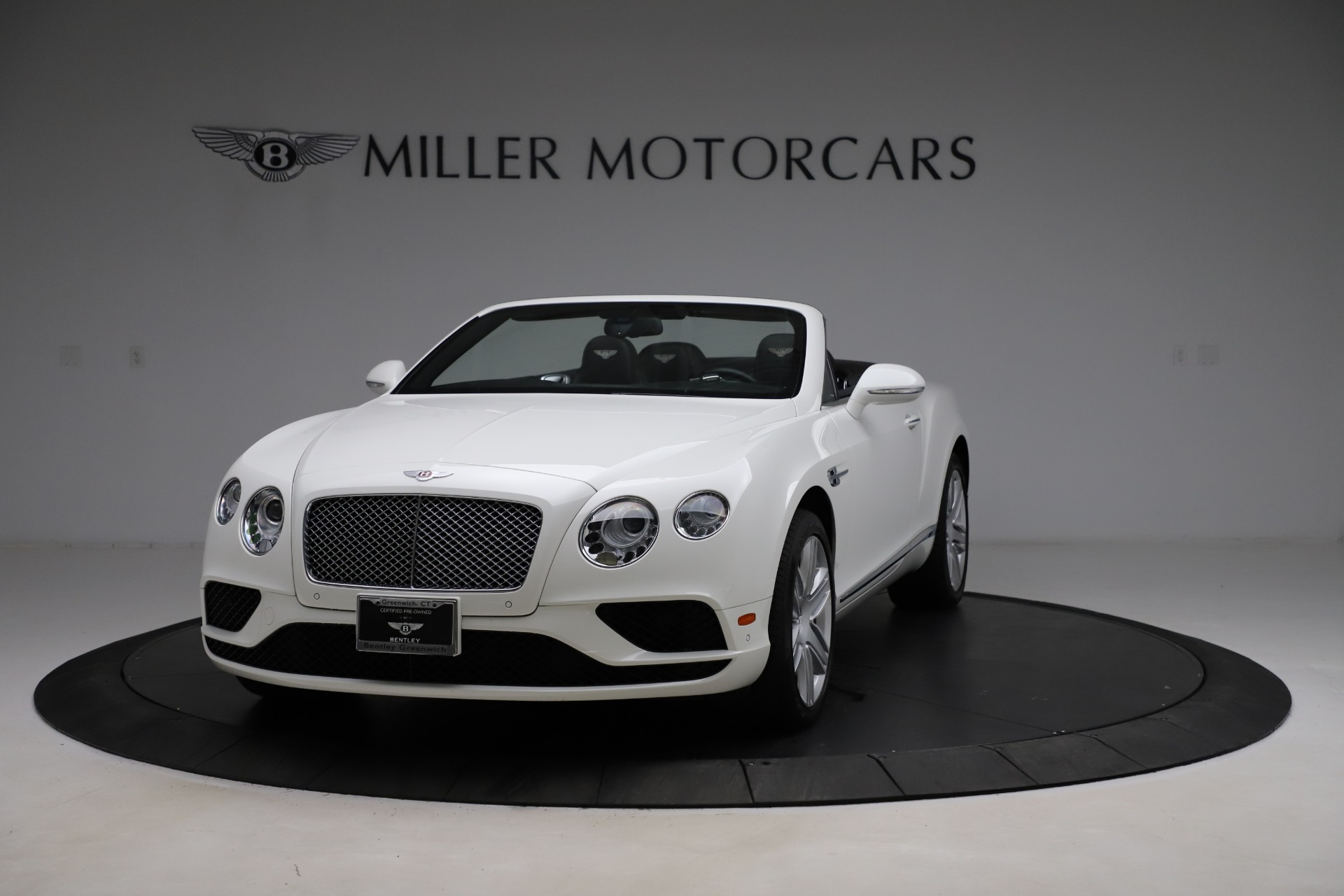 Used 2016 Bentley Continental GT V8 for sale $149,900 at McLaren Greenwich in Greenwich CT 06830 1
